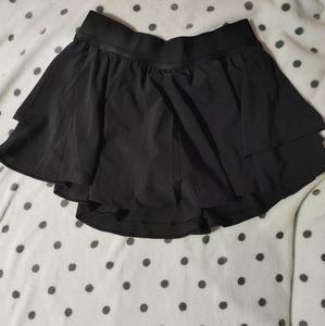 Lululemon High Rise Court Rival Skirt